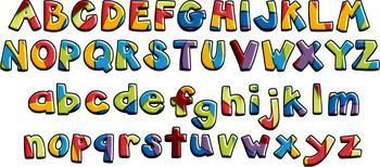 Clip Art - Alphabet Jam