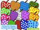 Clip Art:  An Assortment of Awesome Apples