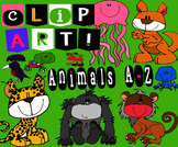 Clip Art Animals A-Z