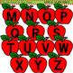 Clip Art Apple Alphabet