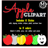 Clip Art - Apples
