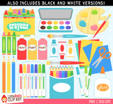 Art Supply Clipart