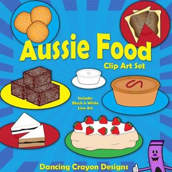 Australia: Australian Food Clipart