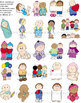 Clip Art BABIES AND TODDLERS