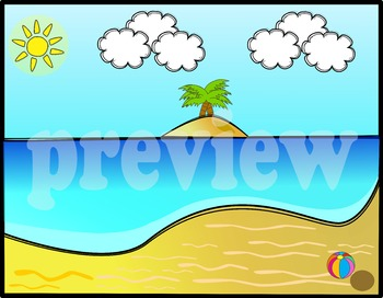 Clip Art - BEACH Background