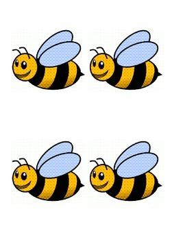 Clip Art - Bees