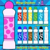 Bingo Daubers Clipart Set