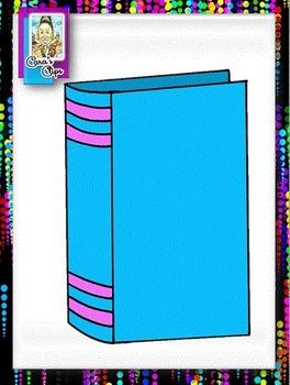 Clip Art~ Books