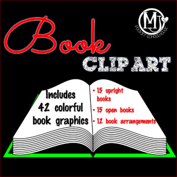 Clip Art - Books
