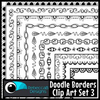 Borders Set 3