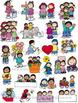 Clip Art CARING KIDS