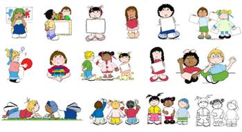 Clip Art CHILDREN