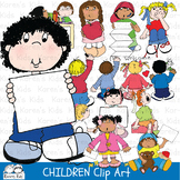 Clip Art CHILDREN Clip Art (Karen's Kids Studio)