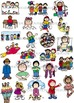 Clip Art CREATIVE KIDS