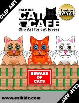 Clip Art Cats