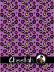 Clip Art~  Cheetah Digital Paper Collection