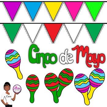 Clip Art~ Cinco de Mayo