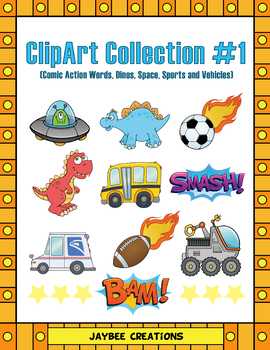Clip Art Collection #1