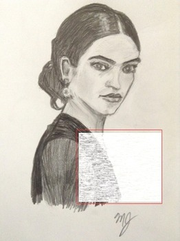 Clip Art Collection: Jackie O., Frida, Poe, Dickinson, Pavlova, Quill, Books