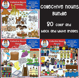 Clip Art - Collective Nouns Bundle