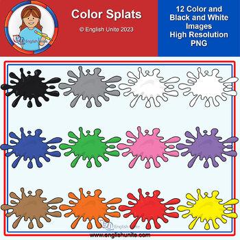 Clip Art - Colors