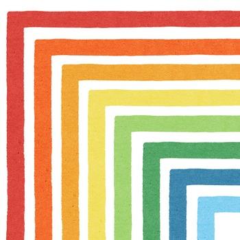 Clip Art: Construction Paper / Cardboard Texture Borders