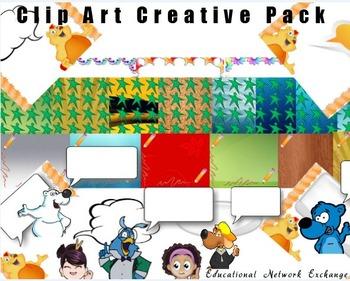 Clip Art Creative Pack