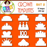 Clip Art ● Crown ● Templates ● Products for TpT sellers ●