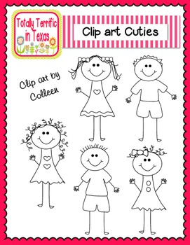 Clip Art Cuties