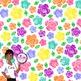 Clip Art~ Daisy Digital Paper Collection
