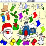 Clip Art December