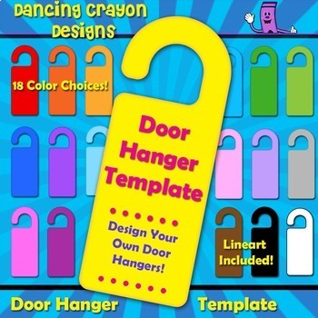 Design Your Own Door design your own door hanger design your own door hangers home decorating ideas best style Clip Art Design Your Own Door Knob Hanger Sign Template