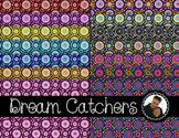 Clip Art~ Dream Catchers Digital Paper Collection