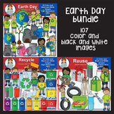 Clip Art -  Earth Day Bundle