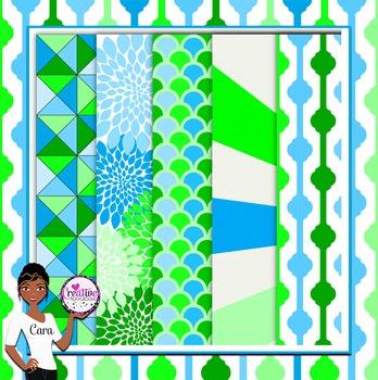 Clip Art~ Earth Day Design Kit