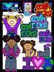 Clip Art~ Earth Day Kids 1