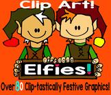 Clip Art Elfies