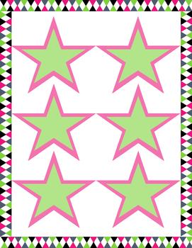 Clip Art Estrellas