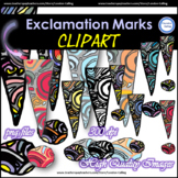 Clip Art- Exclamation Marks
