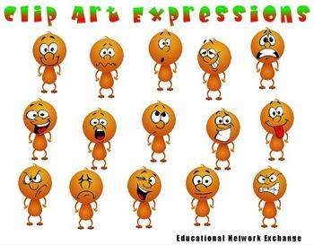 Clip Art Expressions