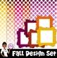Clip Art~ Fall Design Kit