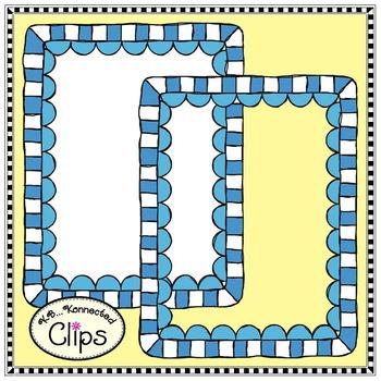 Clip Art - Feeling Good - Frame Collection