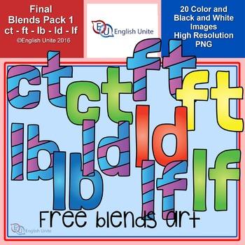 Clip Art - Final Blends 1 (ct/ft/lb/ld/lf)