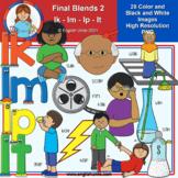 Clip Art - Final Blends 2 (lk/lm/lp/lt)