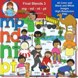 Clip Art - Final Blends 3 (mp/nd/nt/pt)