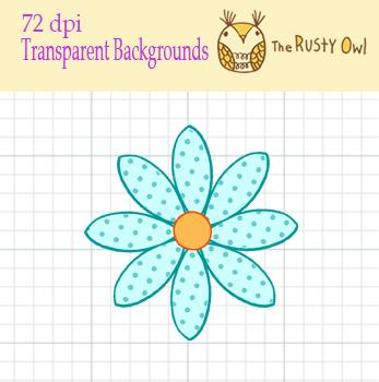 Clip Art Flowers
