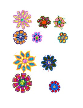 Clip Art, Flowers,Lessons,Mother's Day,Spring Art,Bulletin Boards