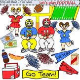 Clip Art Football
