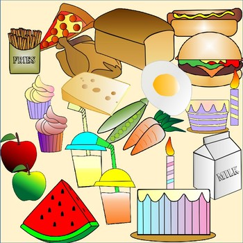 Clip Art - For the Foodies!