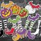 Halloween Clip Art Kit